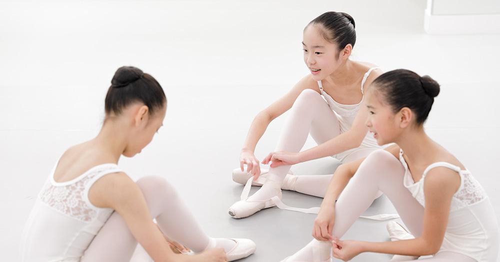 バレエを通して大きく世界に羽ばたく子ども達を育んでいけたら